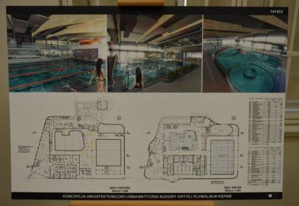Konkurs na opracowanie koncepcji budowy pływalni rozstrzygnięty!