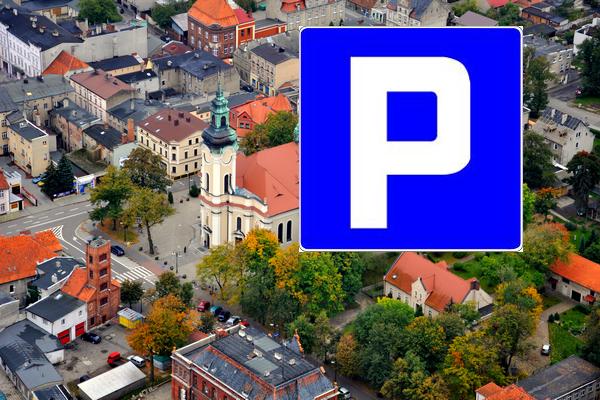 Wykaz parkomatów z numeracją i nazwą ulic