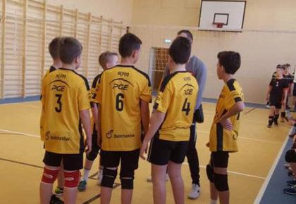 Ogólnopolski Turniej piłki siatkowej w Lesznie