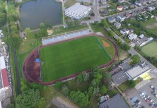 Stadion Miejski z nawierzchnią naturalną