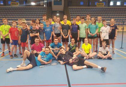 Konsultacje kadry dolnego śląska w hali widowiskowo-sportowej w Kępnie