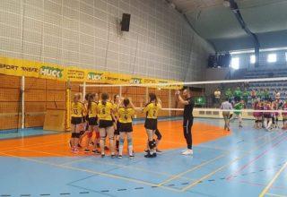 Turniej Młodzi Giganci Siatkówki w Kępnie