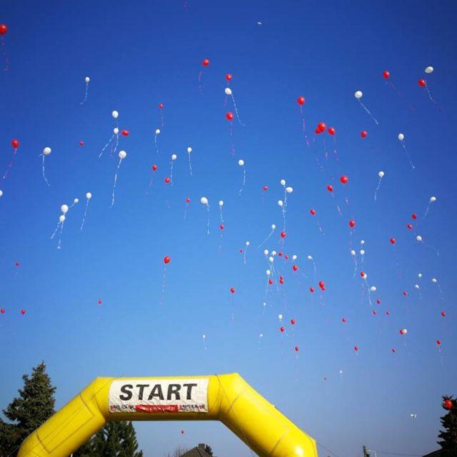 Bieg Niepodległości 11 listopada