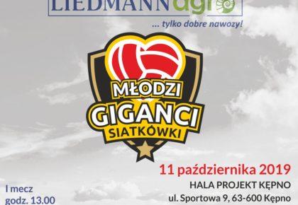 Turniej Młodych Gigantów Siatkówki