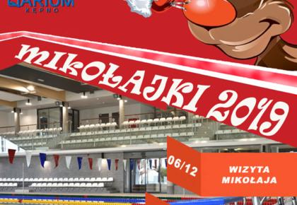 Mikołajki 2019 przez cały weekend tylko w QARIUM Kępno !