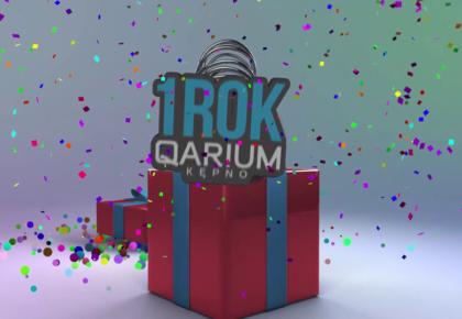 Pierwsze urodziny QARIUM Kępno !