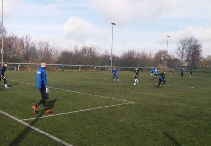 Zgrupowanie piłkarskie w Projekt Kępno