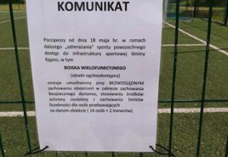"""Kompleks boisk sportowych """"ORLIK 2012"""""""