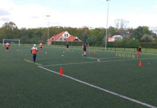 Akademia Piłkarska Reissa – okręg kępiński wznowiła treningi