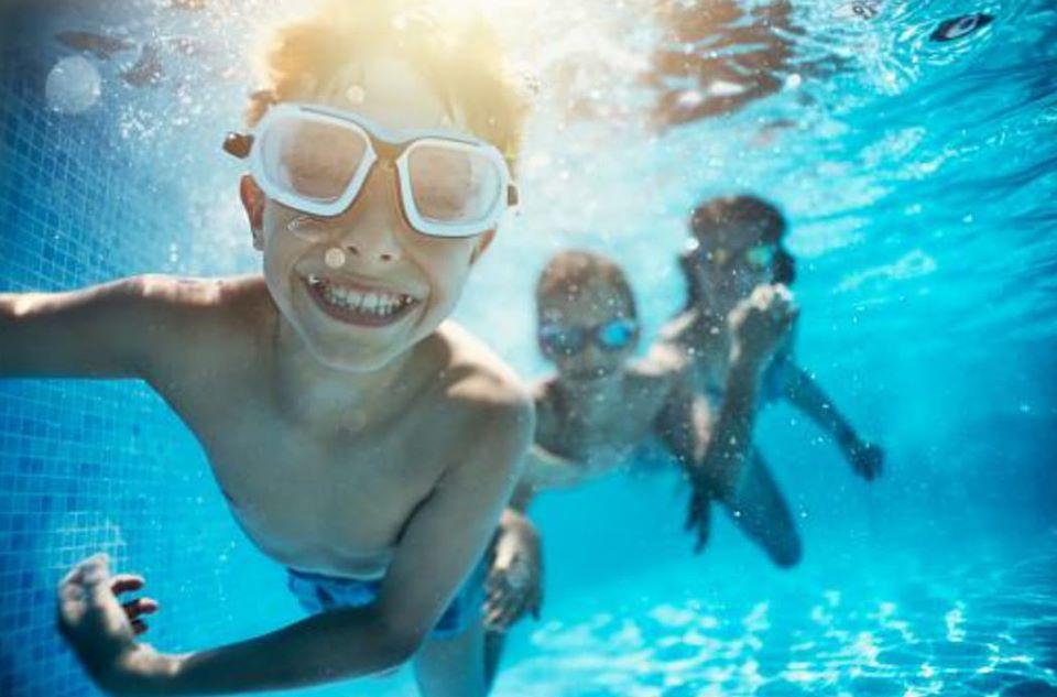 Kurs nauki pływania w QARIUM Kępno