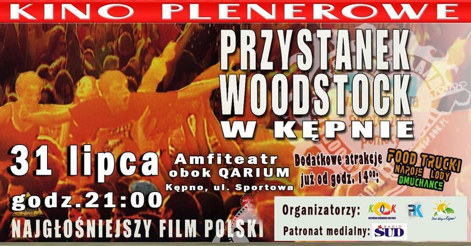 Przystanek Woodstock w Kępnie !
