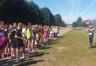 II dzień zawodów w sztafetowych biegach przełajowych