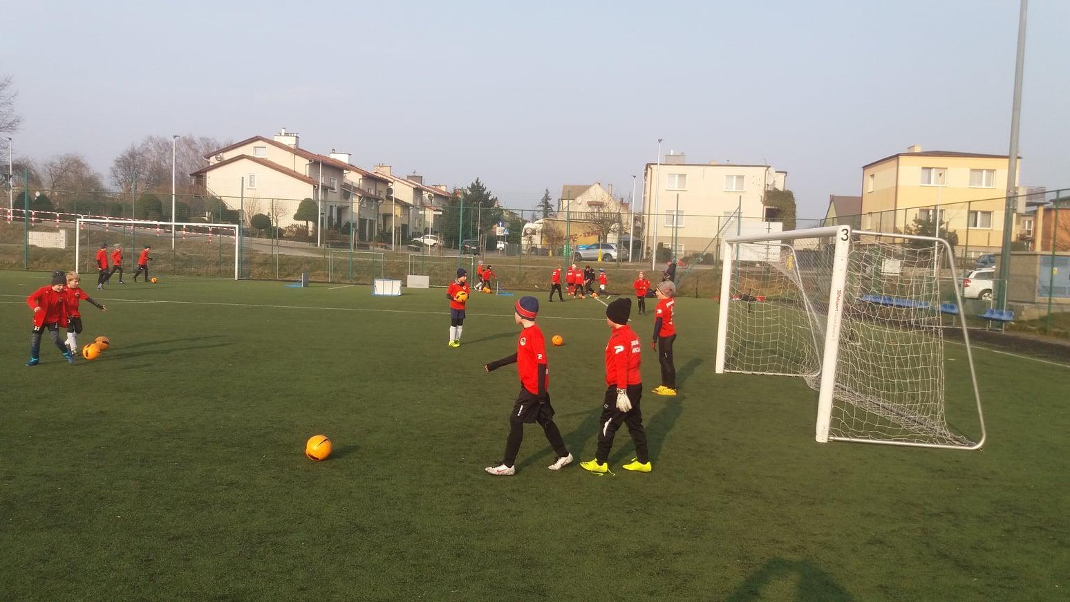 Kolejne zgrupowanie piłkarskie