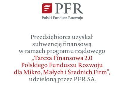 PFR Polski Fundusz Rozwoju