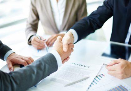 Podpisanie umowy na pełnienie funkcji nadzoru przy realizacji robót