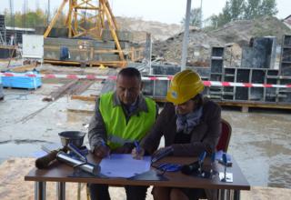 Wmurowanie Aktu Erekcyjnego pod budowę krytej pływalni w Kępnie