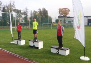 Zmagania lekkoatletyczne przy ul. Sportowej w Kępnie zakończone