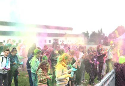 Festiwal kolorów holi